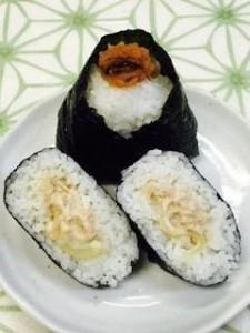 玉ねぎツナマヨ